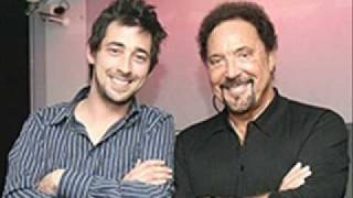 Colin Murray and Tom Jones play It's Not Unusual