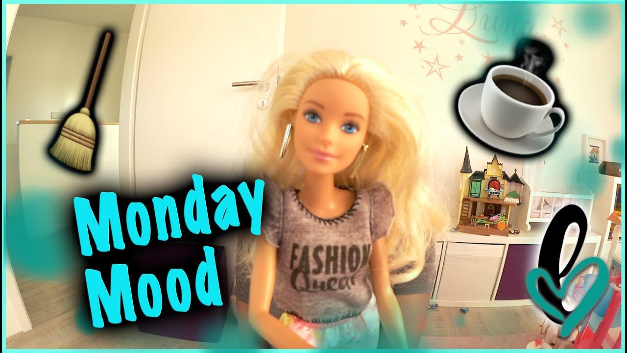 Haushalt😒   Kaffee mit AllAbout Anna❤️   Barbie spielen✌🏻
