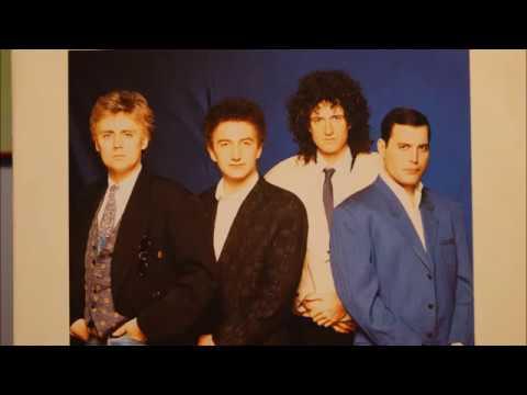 """Queen """"SCANDAL"""" (1989  Vinyl)"""