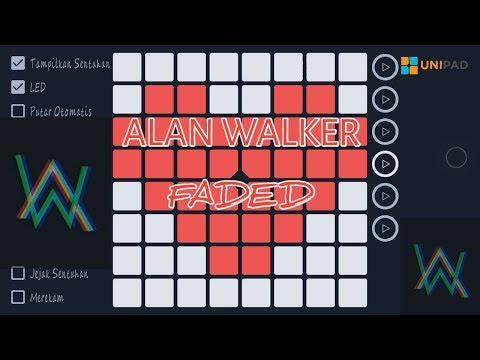 Alan Walker - Faded [Unipad Cover]