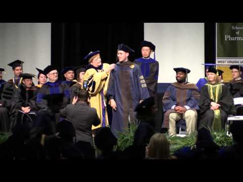 School of Pharmacy Commencement, 2015: West Virginia University