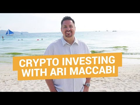 Seven Figure Cryptocurrency Investing with Ari Maccabi.