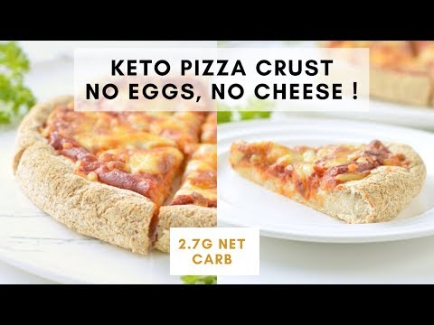 KETO PIZZA CRUST