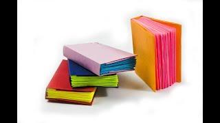 Cara Membuat Buku Mini - Tutorial