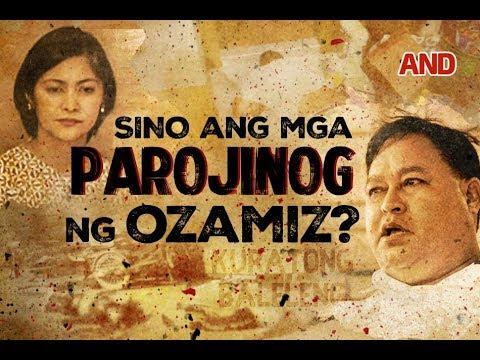 Sino ang mga Parojinog ng Ozamiz? - YouTube