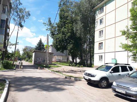 Дешёвая двухкомнатная квартира на продажу в центре Брянска (Полтинник)