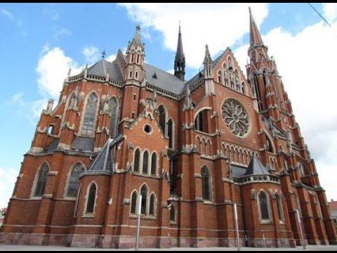American Living in Serbia Visits Osijek, Croatia