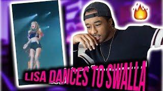 Lisa Blackpink Solo dance at Concert Bangkok Thailand REACTION