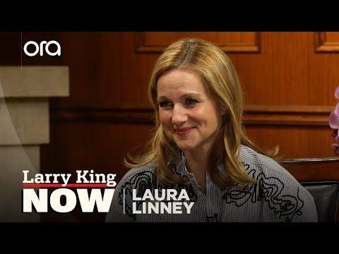 """Laura Linney is """"terribly camera shy"""""""