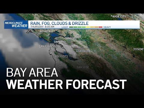 Jeff's Forecast: Warm Inland & Where Wildfire Smoke Is Heading