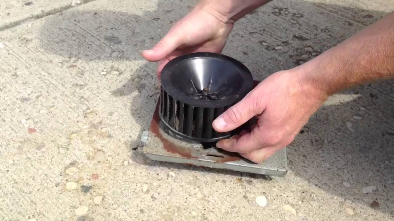 repairing a nutone bathroom fan. by how-to bob - youtube
