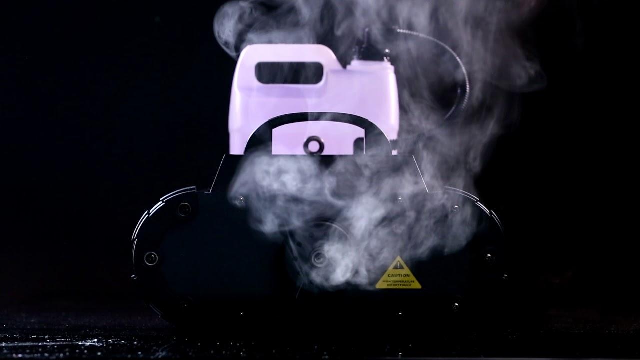 video ETEC FOG 3000 DMX Nebelmaschine MK3