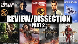 Hunger Games Series Review & Book Dissection Part 2/2