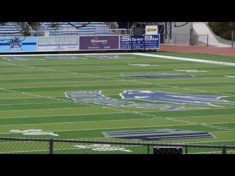 UNR University of Nevada Wolf Pack Mackay College Football Stadium Reno Nevada Adult Cabaret