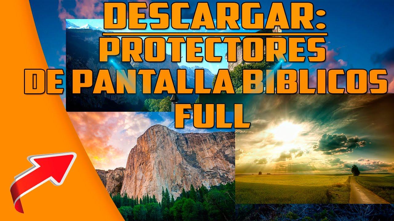 Como descargar protectores de pantalla cristianos full for Protector de pantalla en movimiento
