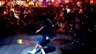 BBOY CITY 2014 rimto toke mate vs street players TOP 8