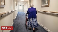 "Coronavirus: anger over huge death toll in ""abandoned"" care homes - BBC News"