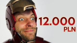 STRÓJ IRON MANA ZA 12.000ZŁ