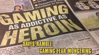 Baixar Daves Ramble l Gaming Fear Mongering