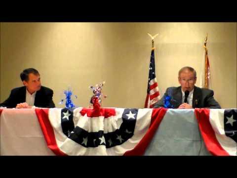 Langston for Sheriff - Wakulla Rep. & Dem. Exec. Joint Forum Full