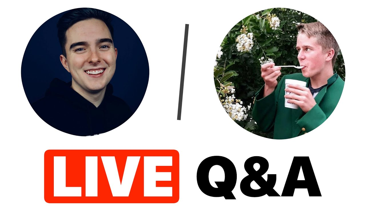 I Can't Believe You Guys Asked This... (Q&A With Spencer LIVE)