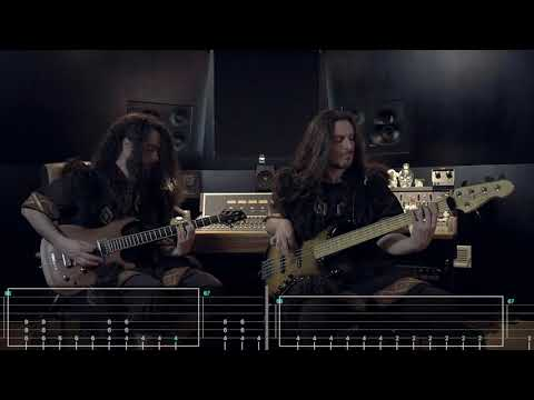 WIND ROSE - Diggy Diggy Hole (Guitar & Bass Playthrough) | Napalm Records