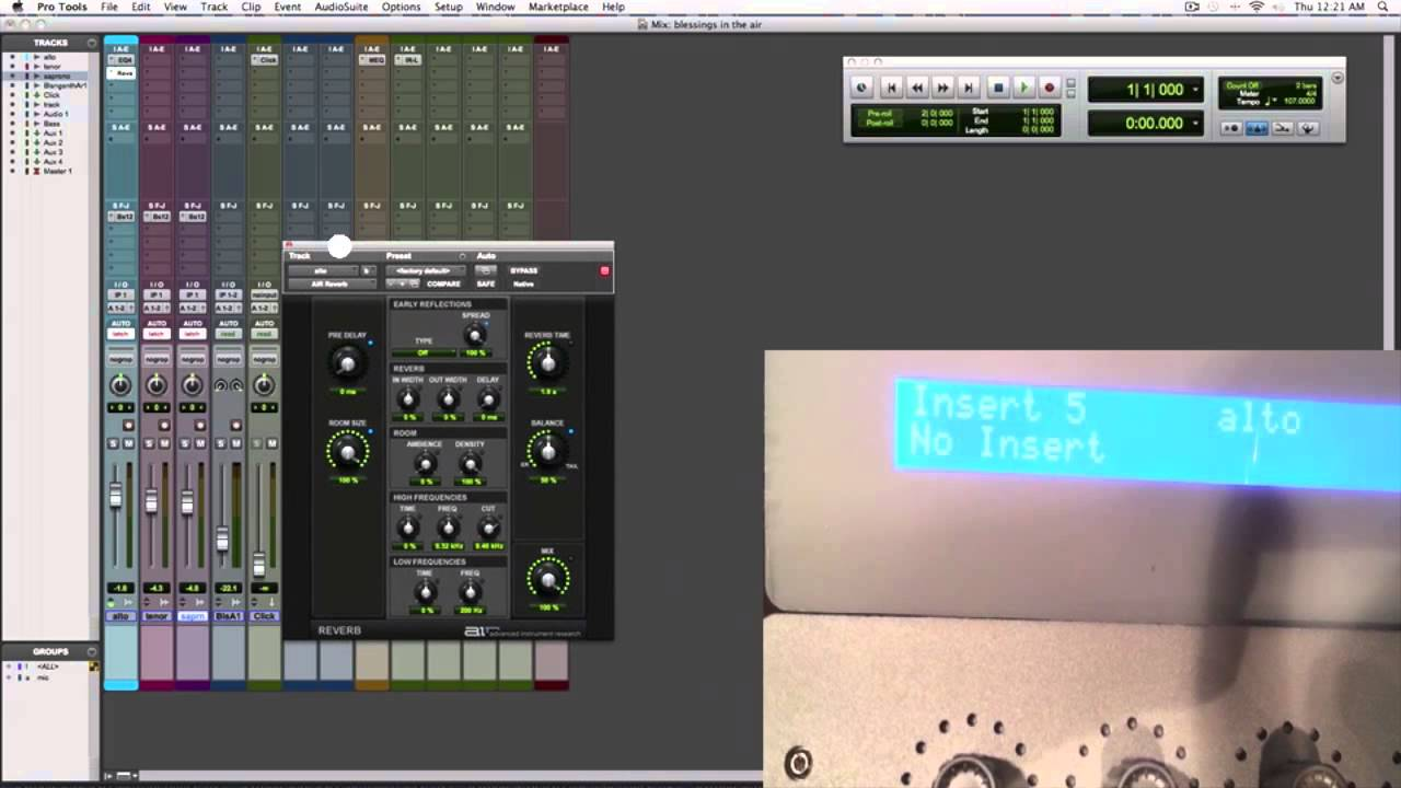 Taking Control of Pro Tools with a DAW Controller | Pro