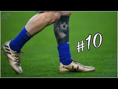 Best Football Dribbling Skills • Tricks • 10