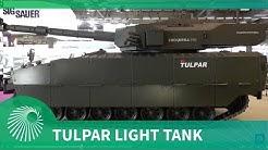 Eurosatory 2018: Otokar debuts Tulpar Light Tank
