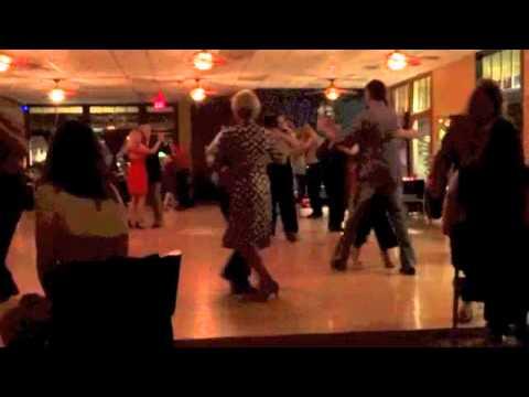 Argentine Tango Milonga at Dance FX Studios Mesa, AZ February 2013