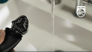 Бритви Philips серії 3000 - Як очистити