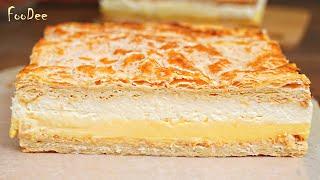 Наполеон или Карпатка НЕТ это торт КРЕМОВКА для ЛЕНИВЫХ любителей торта Наполеон
