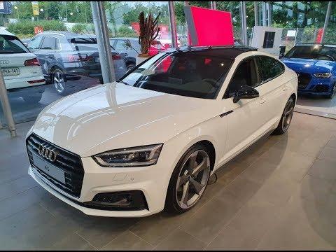 2019 Audi A5 Sportback 40 TDI Quattro S Line