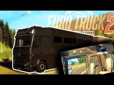 HO COMPRATO UN CAMPER CAMION - Euro Truck Simulator 2