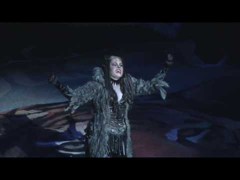"""Mamie Parris Sings """"Memory"""" from CATS"""