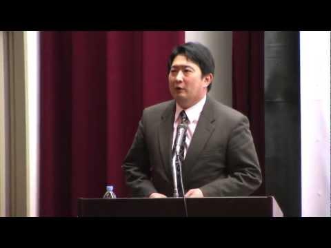 それでもなお、桜咲く。基調講演は帰省途中地震に遭遇した川嶋 舟 氏