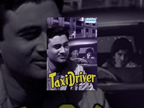 Taxi Driver Hindi Full Movie - Dev Anand | Kalpana Kartik - Hit Hindi Movie
