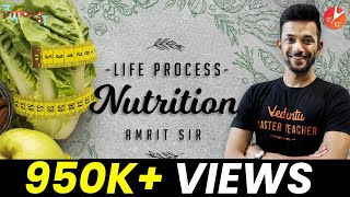 Download Mp3 Nutrition Life Process CBSE Class 10 Science Chapter 6 NCERT Vedantu Mode of Nutrition