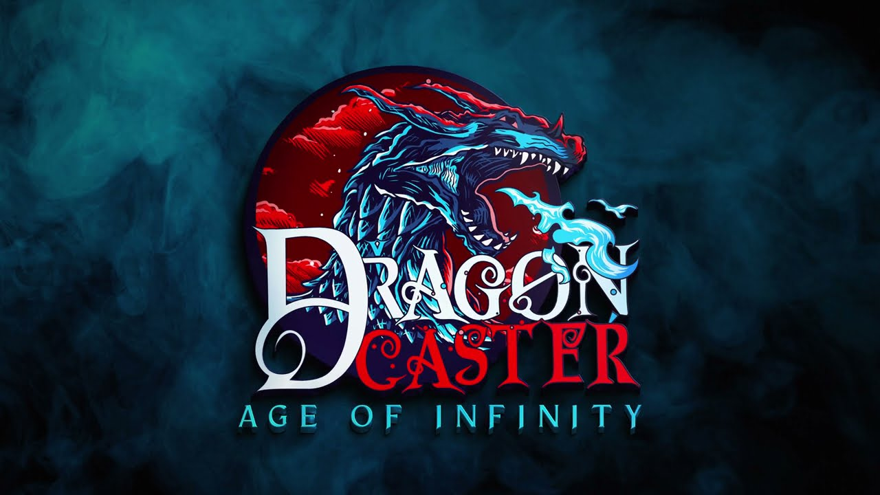 Dragon Caster: Age of Infinity Official Game trailer #1 4k 60 FPS