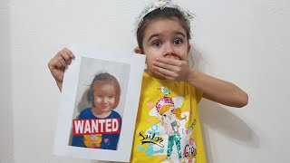 Zeynep Kayboldu. Lost Child Fun Kids Video