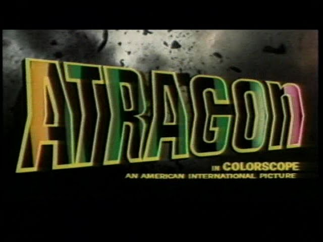 Atragon (1963) - American Theatrical Trailer