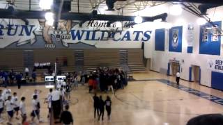 DSF Volleyball District Championship Final Point