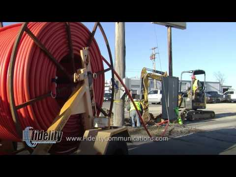 Fidelity Broadband Internet