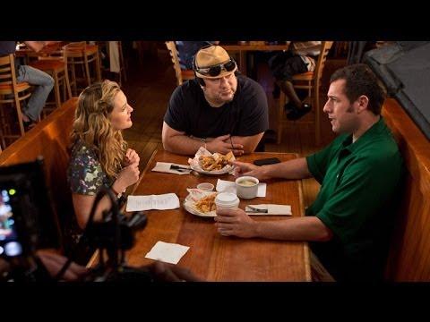 Blended Press Conference: Adam Sandler, Drew Barrymore and More