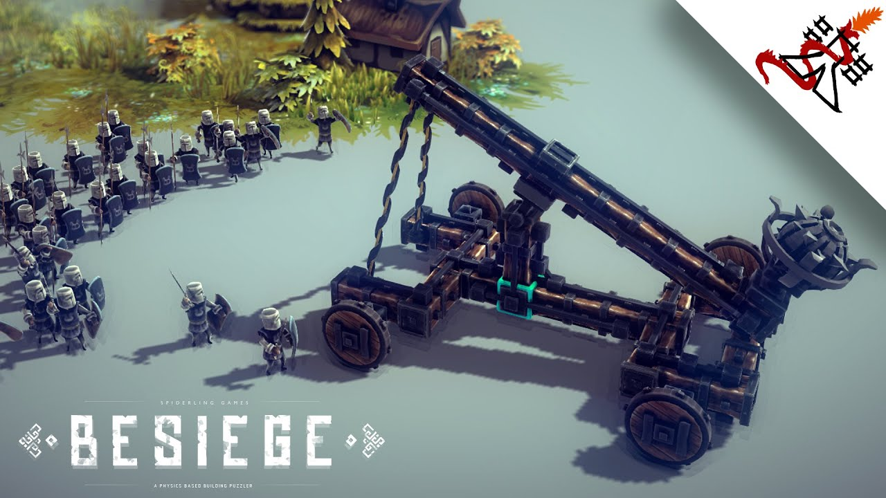 how to turn in besiege