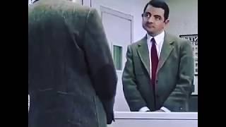 Mr bean comedy no 1 video