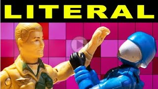 LITERAL TRAILERS: Stop-Motion Animated Toy Soldiers: War Chest Trailer
