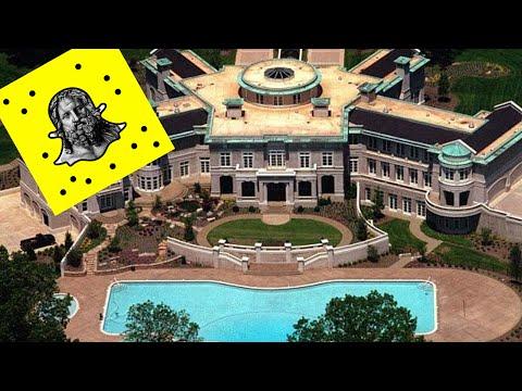 A Tour of Rick Ross's $5.8mil Mansion w/ Dj Khaled 2016