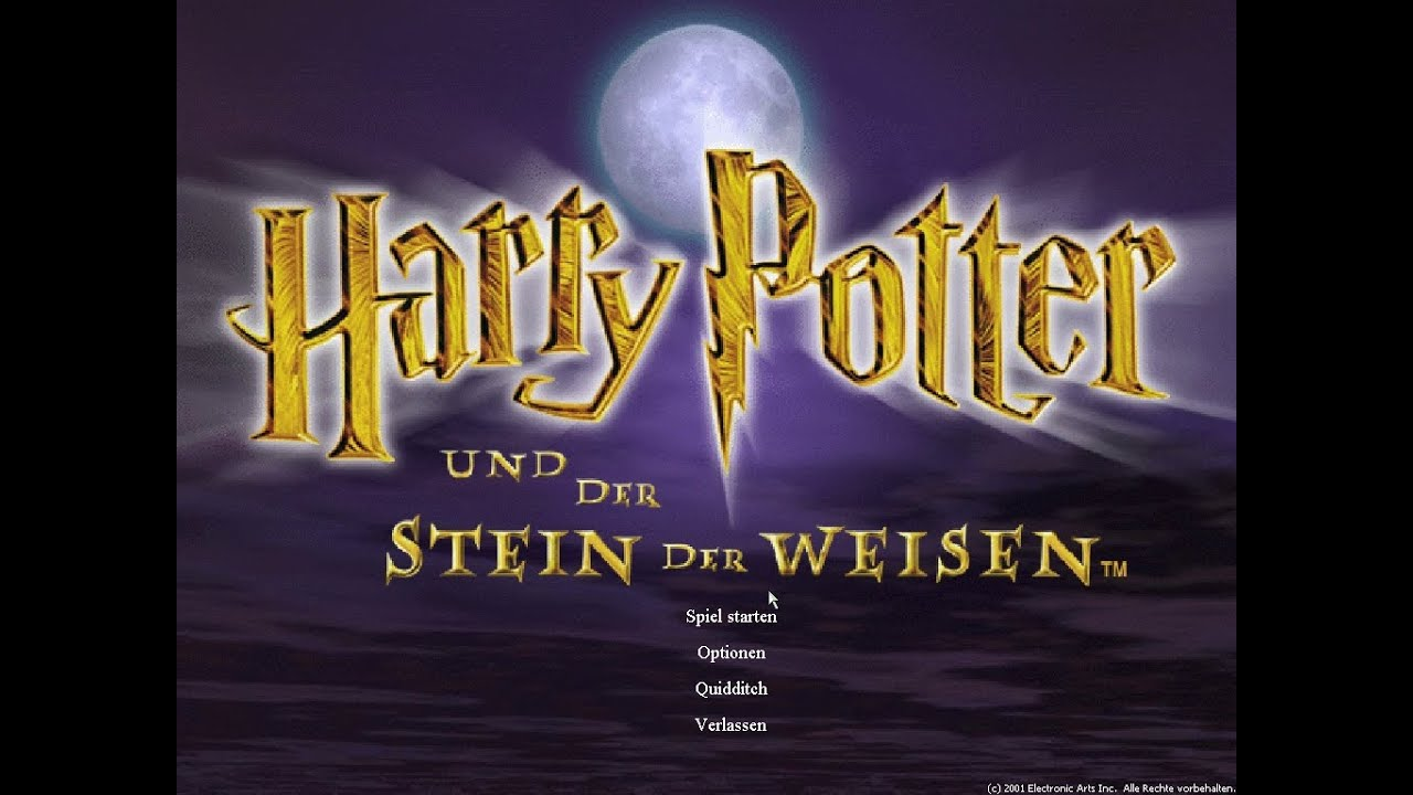 Let's Play Harry Potter und der Stein der Weisen [Part 1 ...