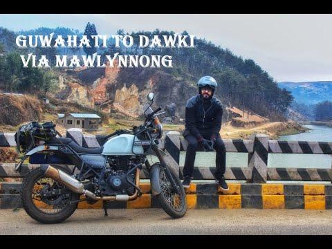 Guwahati to mawlynnong via dawki, A mesmerizing road trip